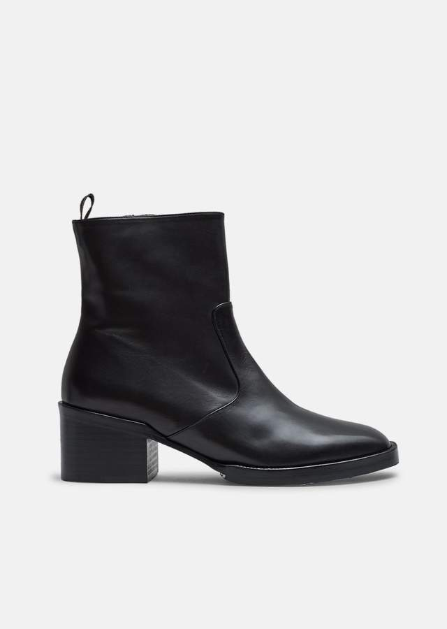 3176d502b42 Caleb Ankle Boots - US 6 / Blk Lcalf   Products   Boots, Black ankle ...