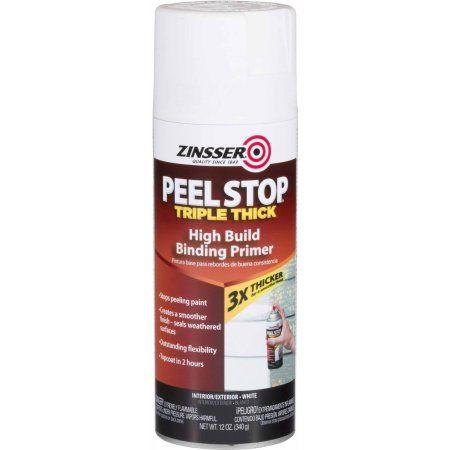 Zinsser Peel Stop Triple Thick Spray, White
