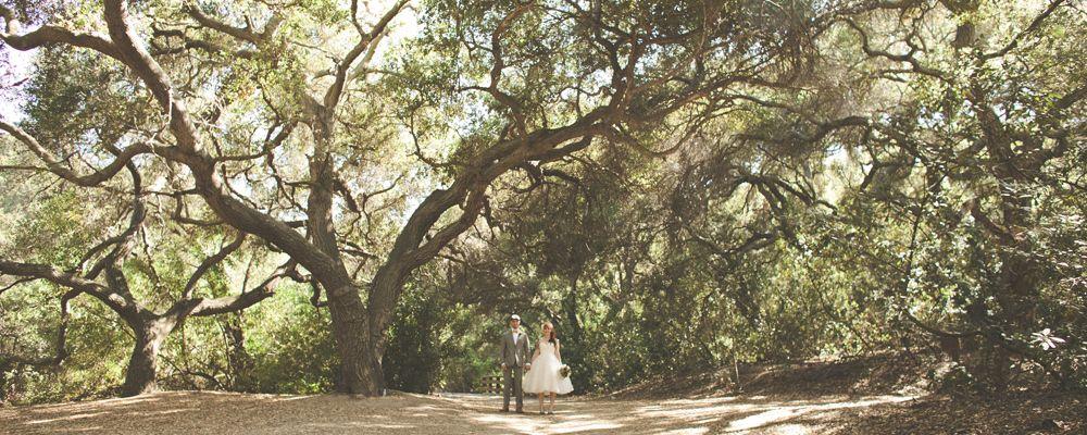 Oak canyon nature center wedding another inspiration