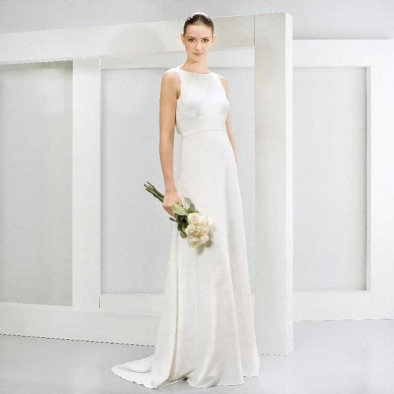 trajes y vestidos de novia 2015 - la sposa - artenovia y sara merino