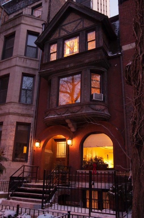 magnificent mile gold coast luxury brownstone downtown chicago
