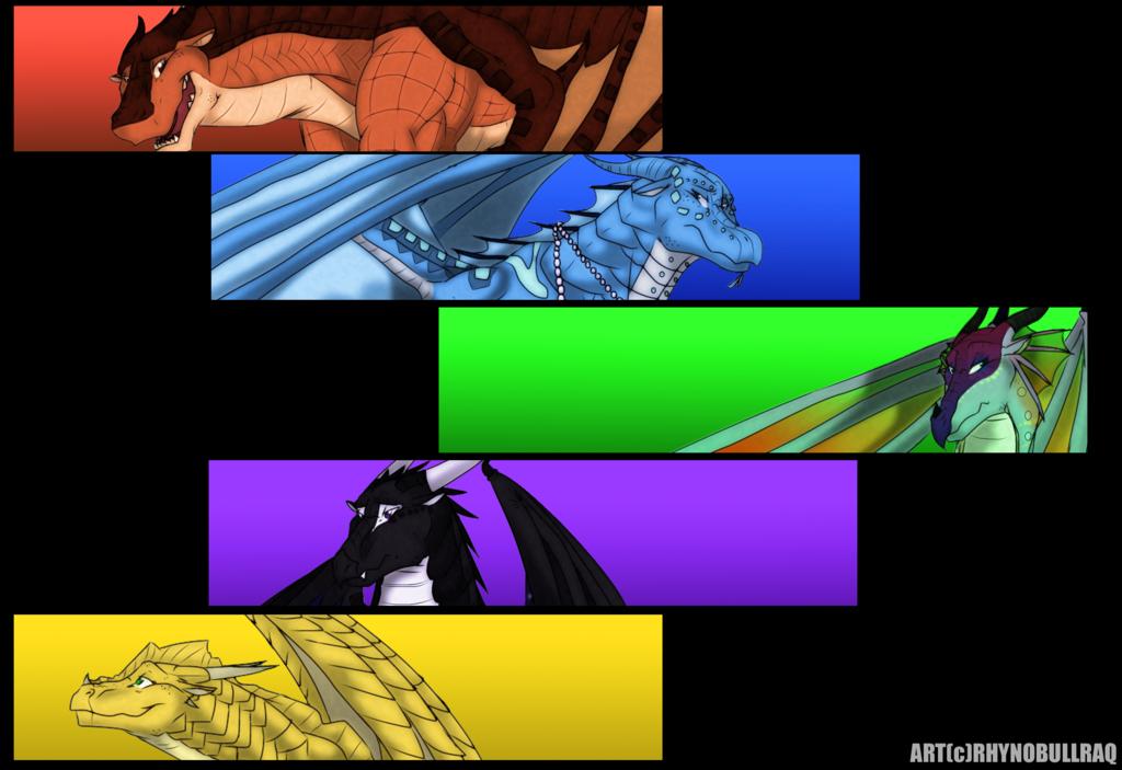 Wings Of Fire 2nd Wallpaper By Rhynobullraq Deviantart Com