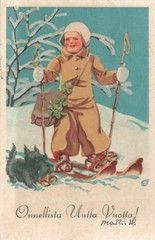 Onnellista uutta vuotta - 1930-luku