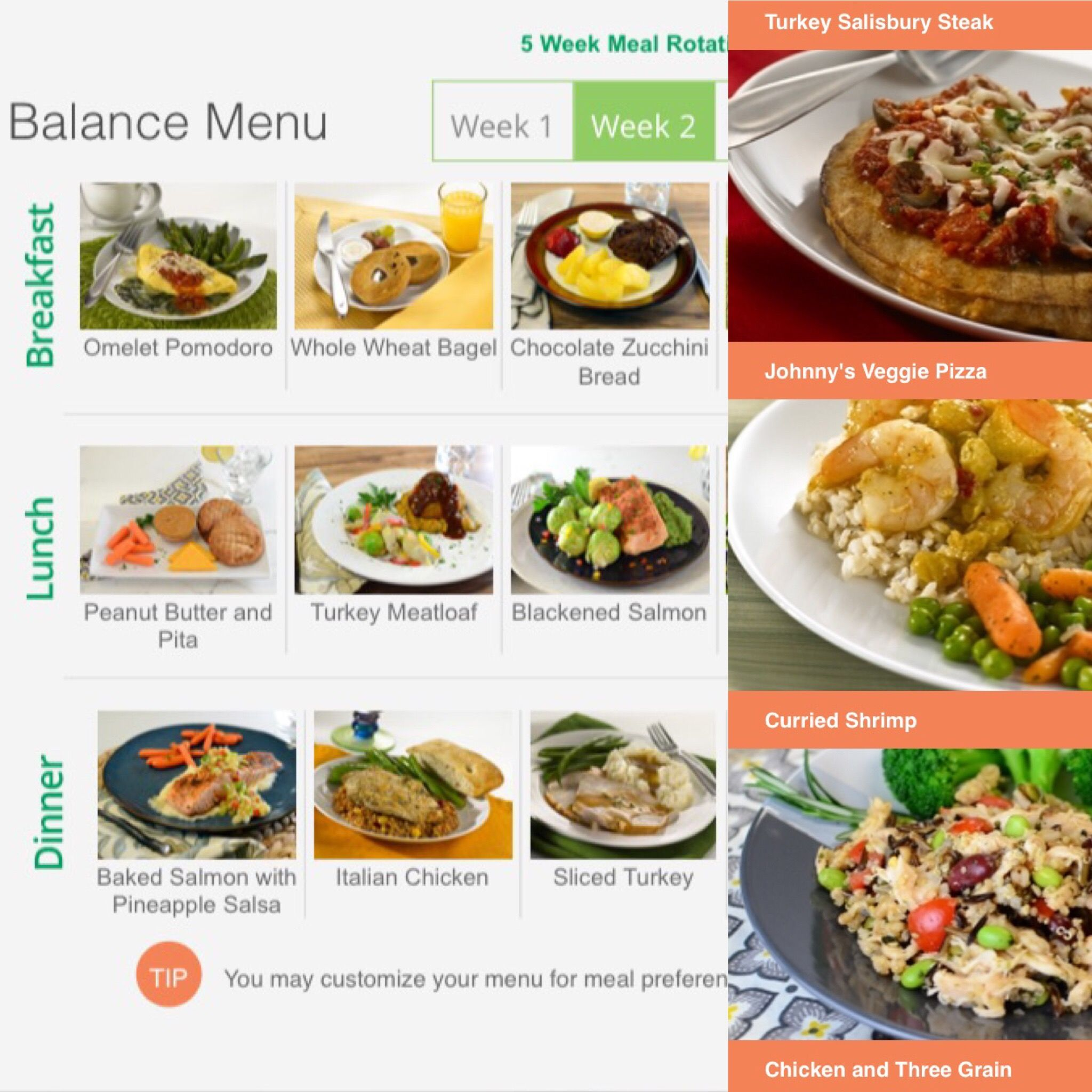Diet To Go Meal Delivery Best Online Subscriptions Food Pizza Lunch Meals