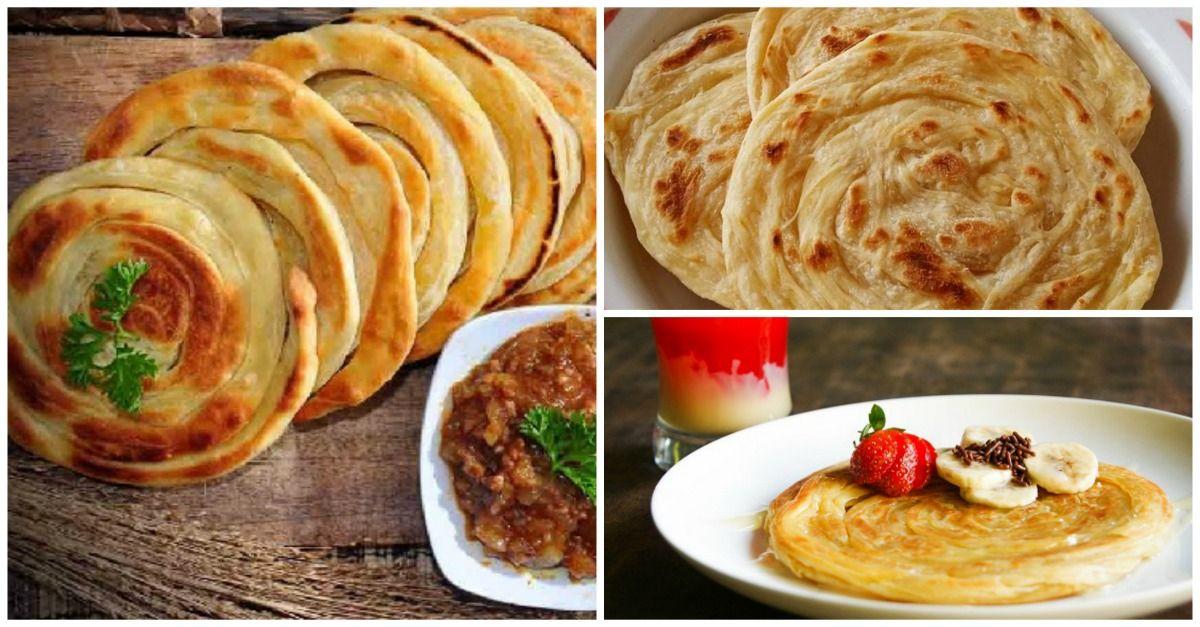 Bikin Roti Maryam Yuk Untuk Berbuka Puasa Begini Cara Membuatnya Makanan Resep Cemilan