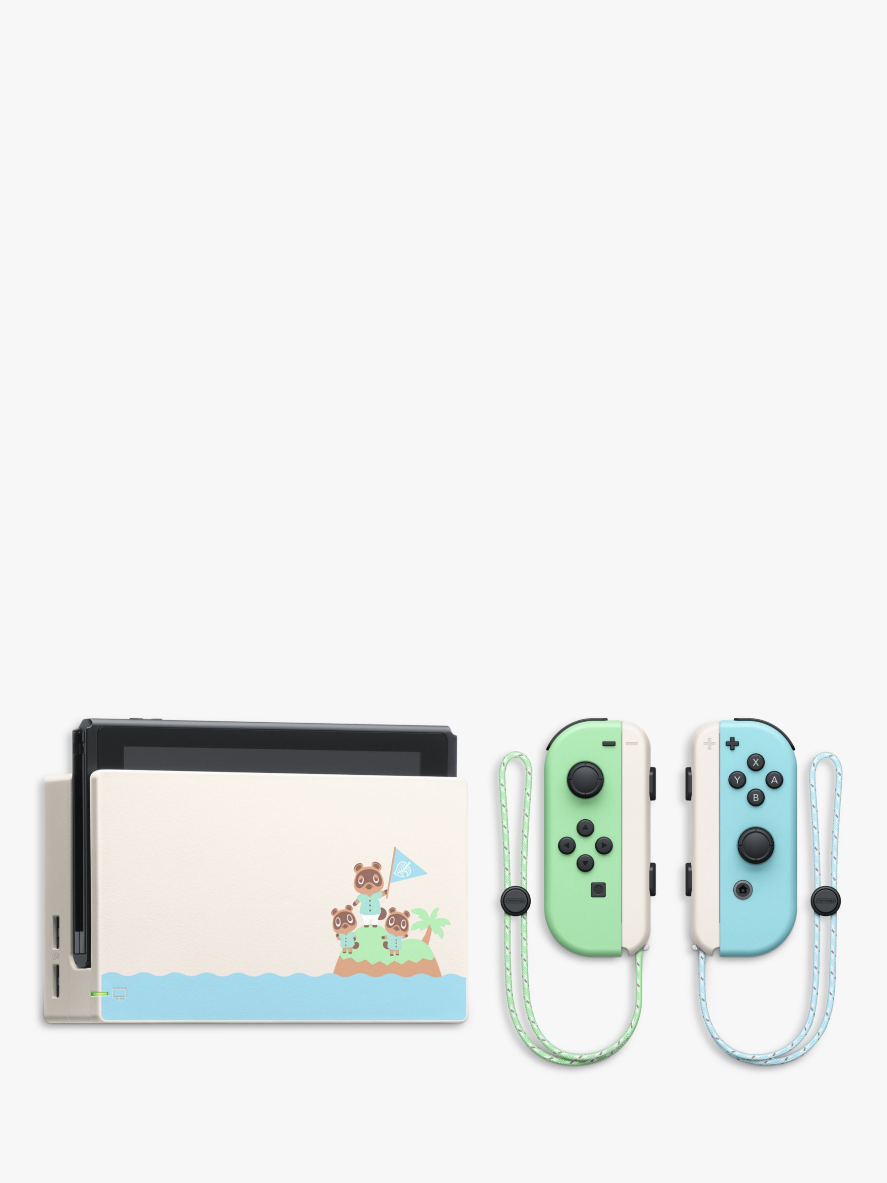 Nintendo Switch 1 1 Console With Animal Crossing New Horizons