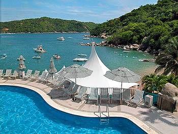 Las Brisas Acapulco All Inclusive Hotel Mexico