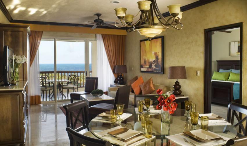 Two Bedroom Suite Villa Del Palmar Cancun Two Bedroom Suites Cancun One Bedroom