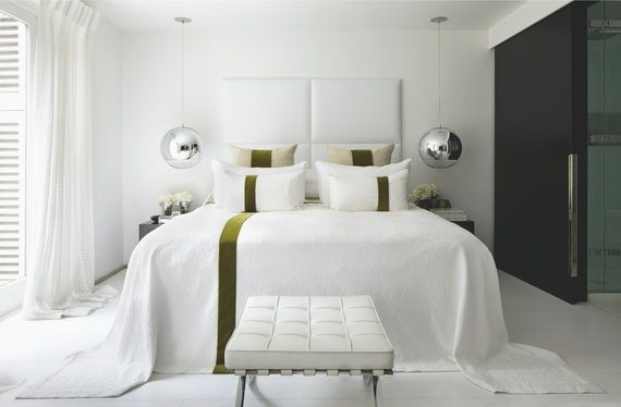 What Height Is Right To Hang A Pendant Light Kelly Hoppen Interiors Home Decor Bedroom Hanging Bedroom Lights