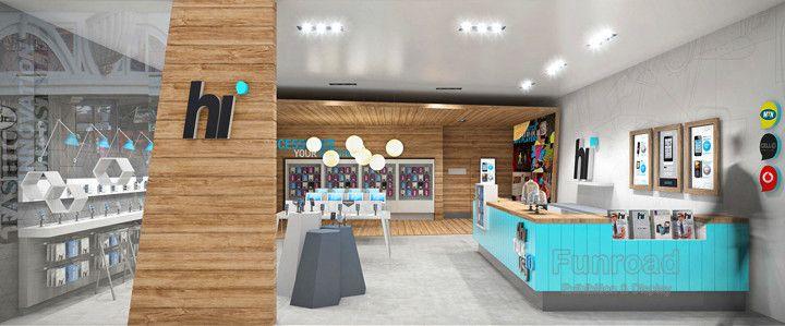 Hi Store Phone Accessories U0026 Repair Service Shop Design To South Africa