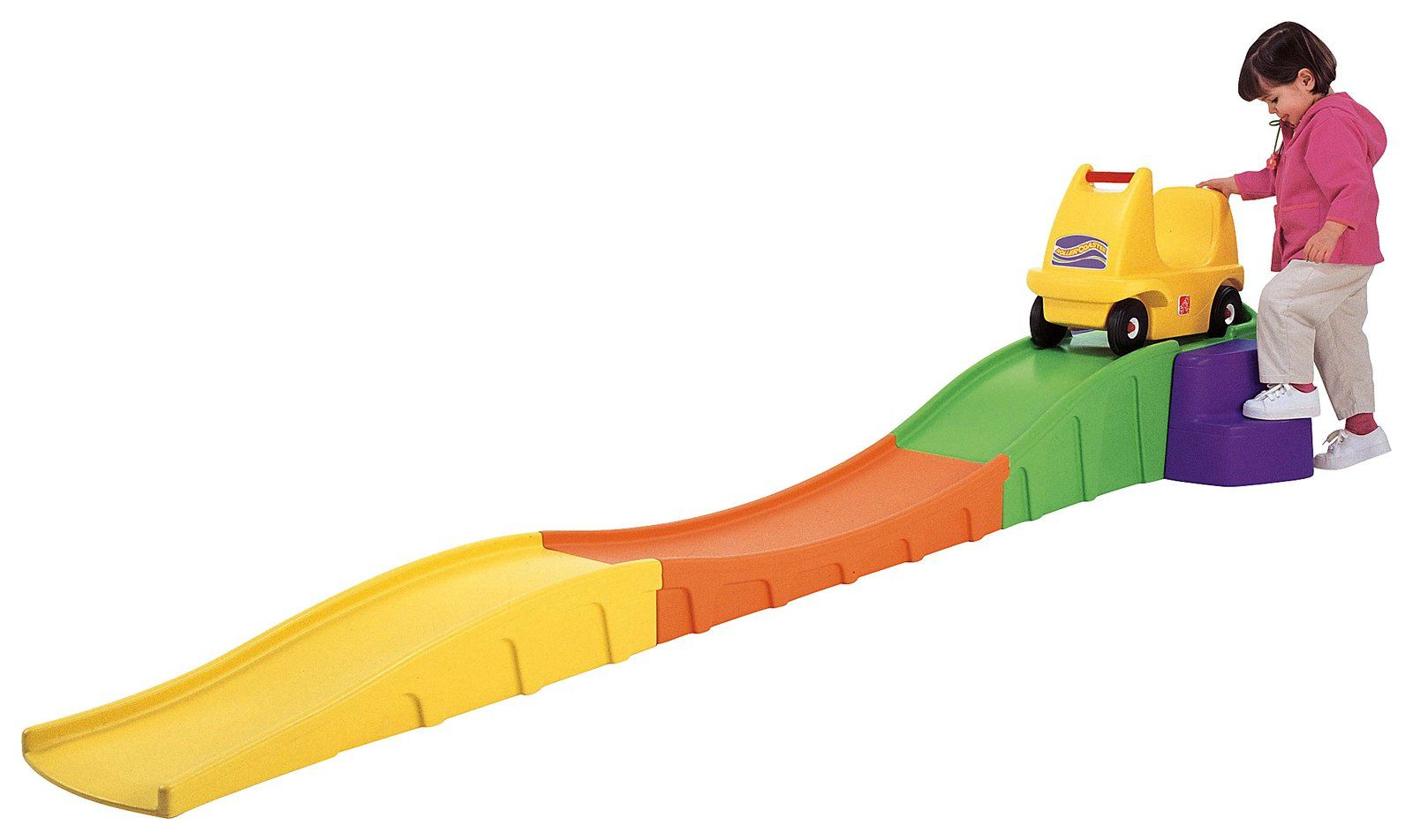 Step2 Step 2 Up & Down Roller Coaster - Best Price ...