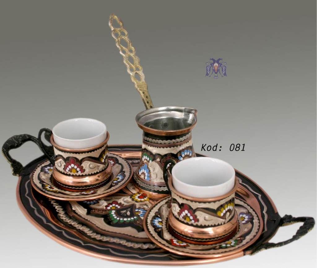 Coffee set ibrik coffee set turkish delight turkish