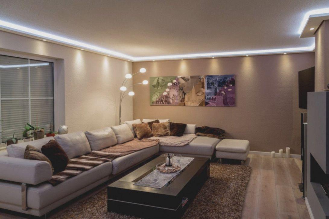 8 Wohnzimmer Dekoration Decke in 8  Deckenbeleuchtung