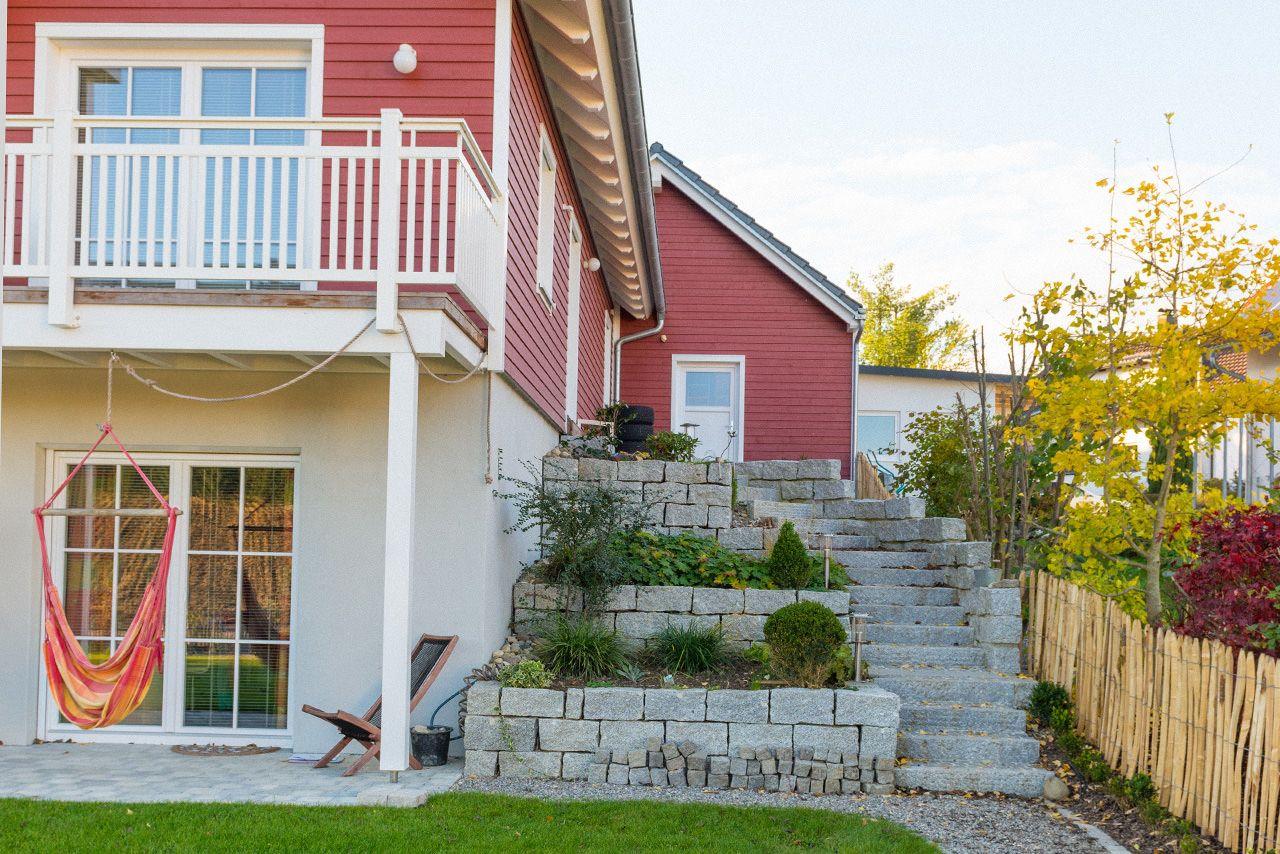 Gamper Schwedenhaus Wohnen Auf Dem Land Schwedenhaus Haus Wohnen