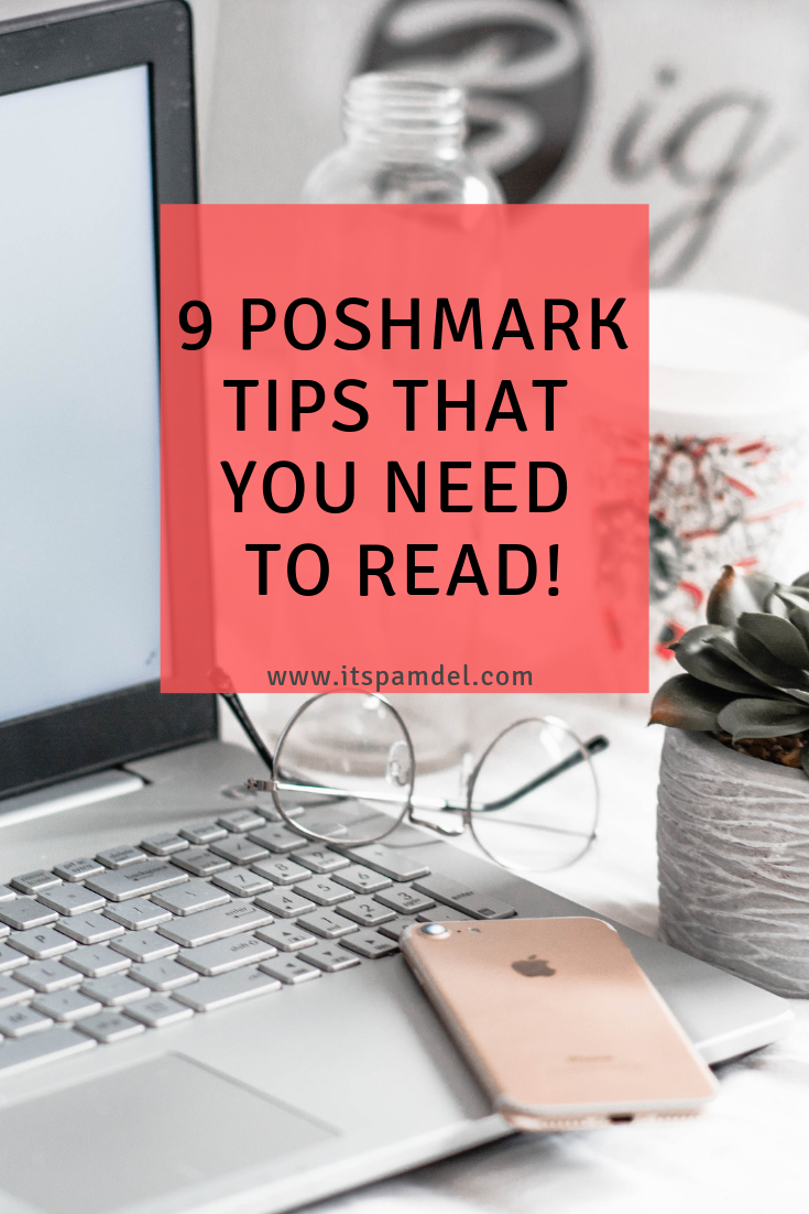 Poshmark Tips & Tricks to Make You $$$ #thriftstorefinds