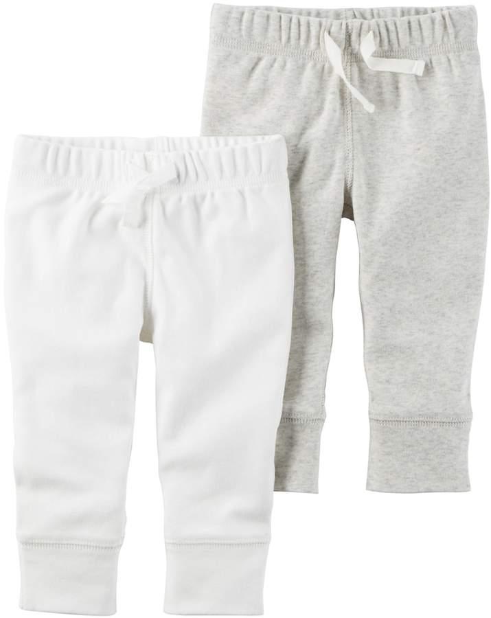 Carters Baby Boys Drawstring Pants