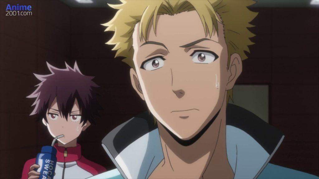 انمي الرياضة Hanebado الحلقة 7 مترجمة عربي اون لاين مباشرة على موقع انميات Animeiat Anime Art My Love