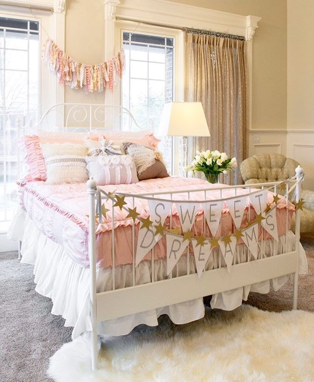 Beautiful bedding by @beddysbeds Audrey\u0027s bedroom Pinterest