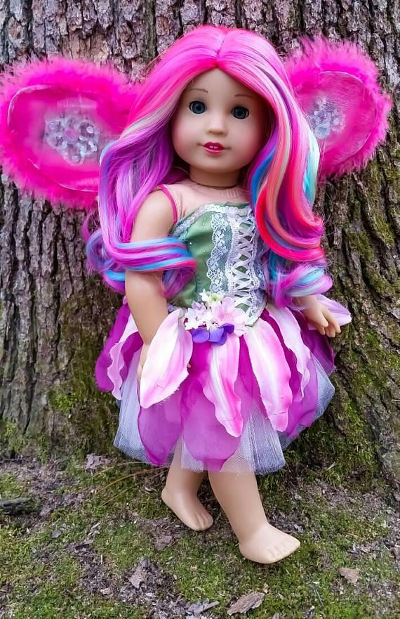 how to get a custom american girl doll