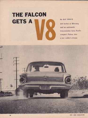 Ford Falcon V8 Ebay Ford Falcon Classic Cars Trucks Automobile Advertising