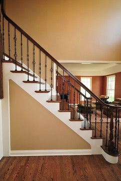 Best Wrought Iron Spindles Design Ideas Pictures Remodel And 640 x 480