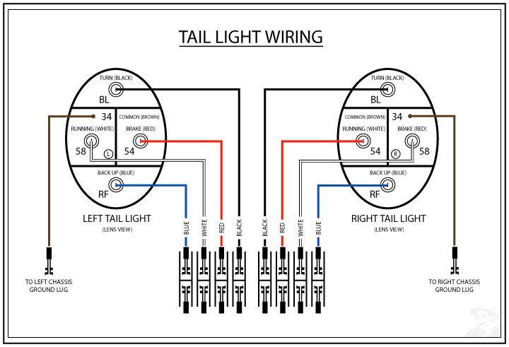 Wiring Diagram For Trailer Light