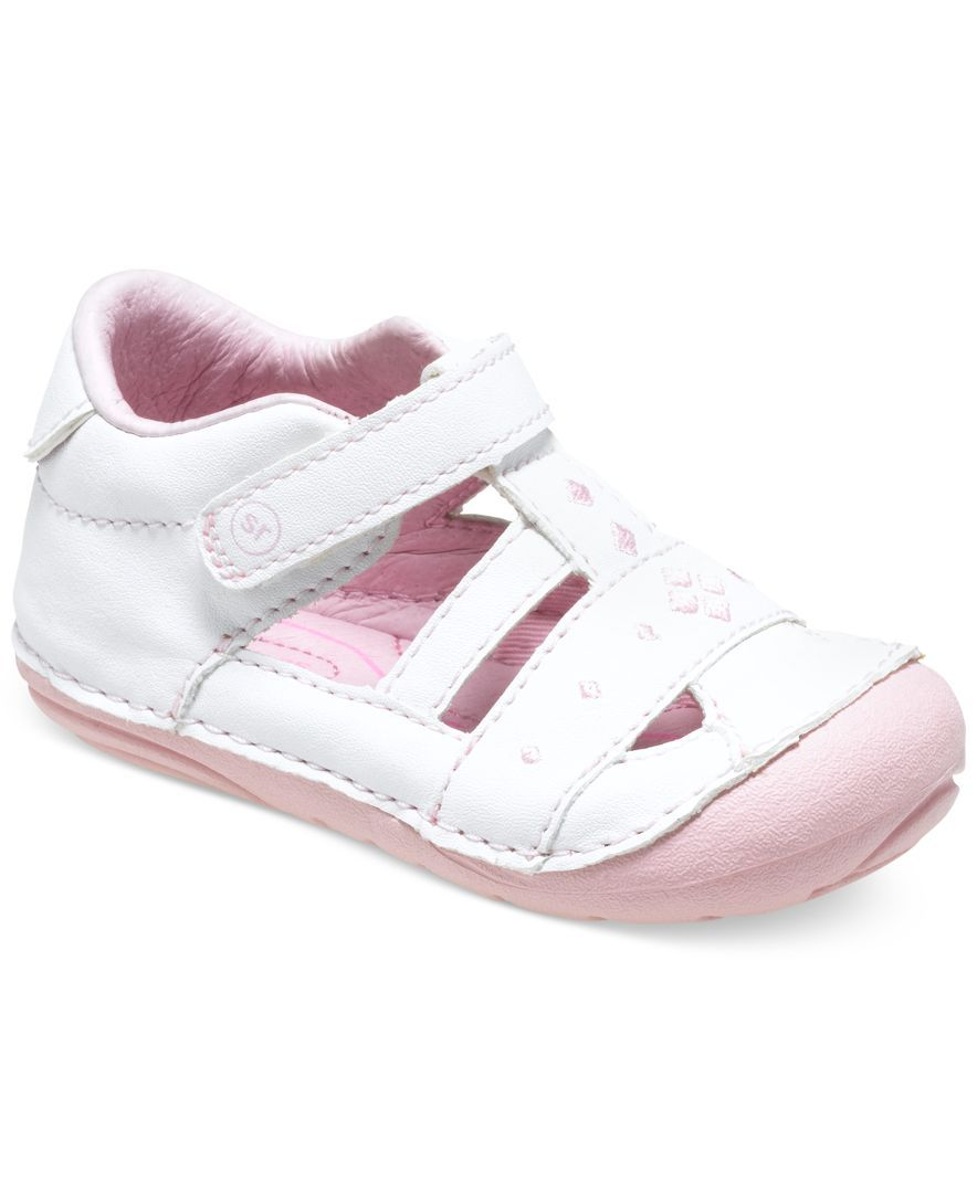 179c56c954ba Stride Rite Toddler Girls' or Baby Girls' Srt Sm Lynden Shoes | New ...