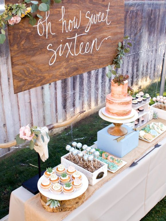 Sweet 16 Party Ideas | Decorations, Themes, & Lots More!