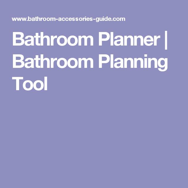 Bathroom Planner   Bathroom Planning Tool   Bathroom ...