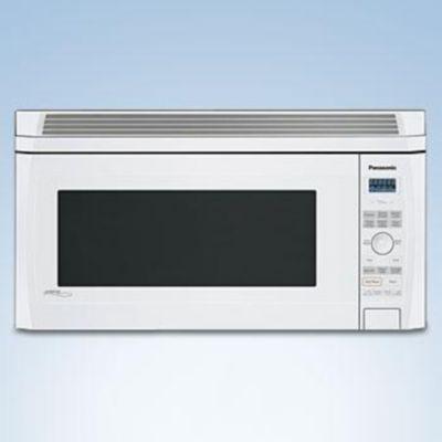 Panasonic Deluxe Genius 2 0 Cu Ft Over The Range Microwave
