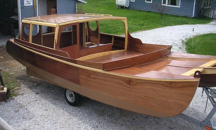 Small Catamaran Boat Plans in 2019