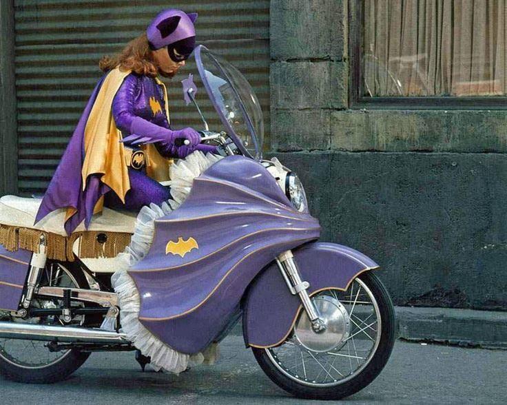 Bat Girl | Batman tv show, Batgirl, Batgirl costume