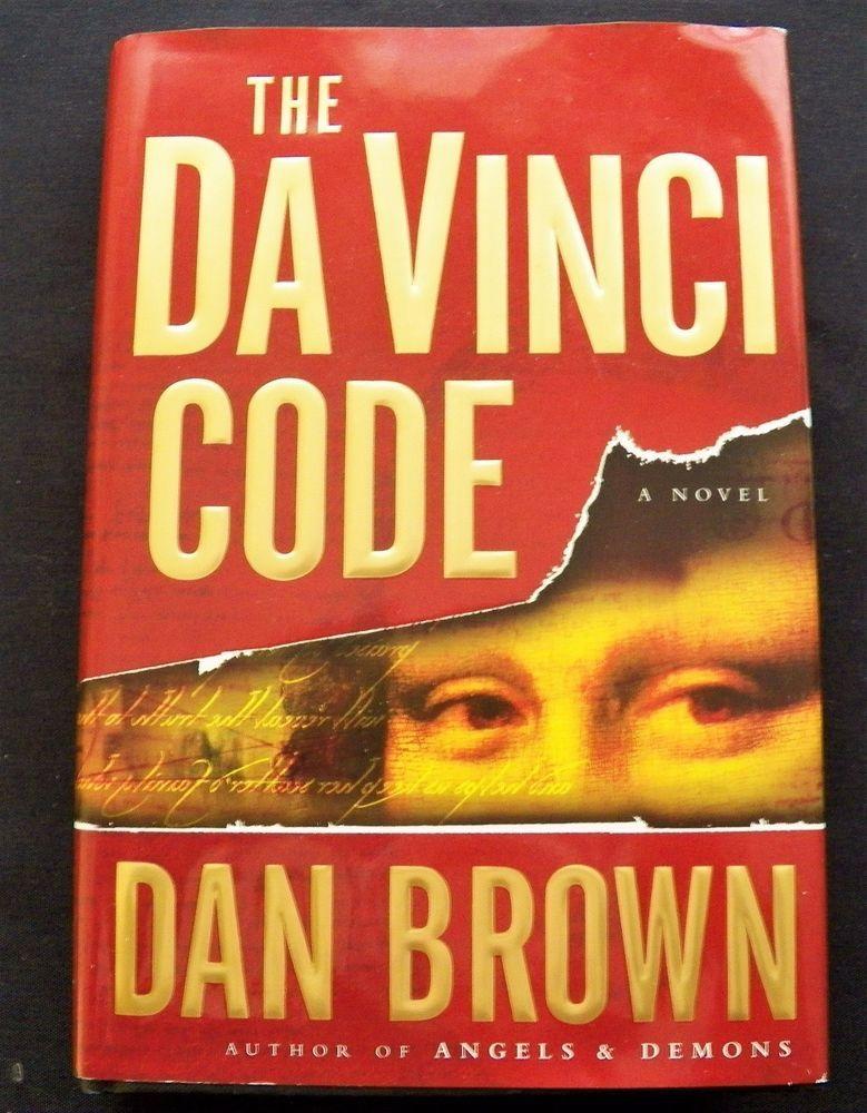 DaVinci CodeThe By Dan Brown 2003 Hardcover