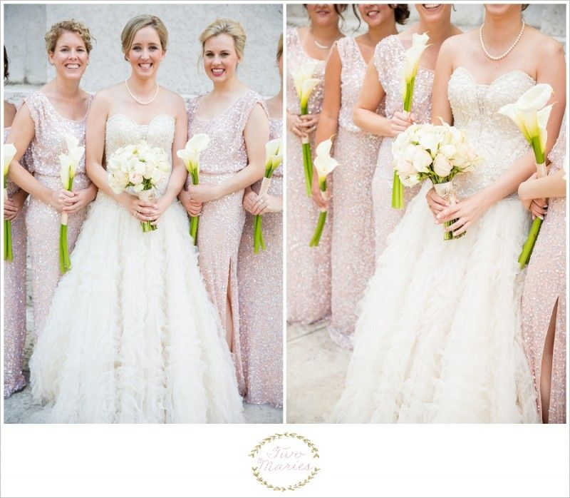 Featuring Two Maries Photography Columbus Ohio Wedding Flowers