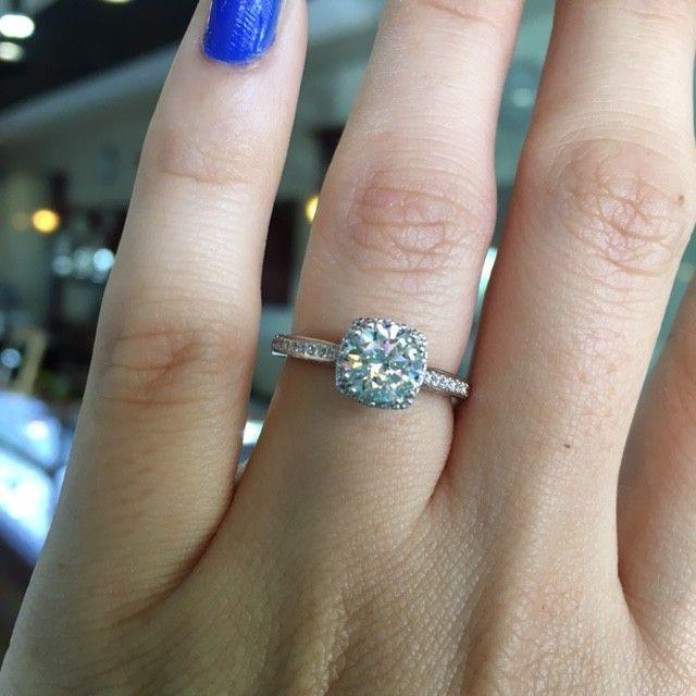Tacorituesday Halo Engagement Ring Sets Tacori Engagement Rings Tacori Engagement Rings Dantela