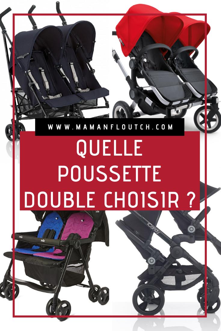 Poussette Double Jumeaux Le Comparatif De L Extreme En 2020 Poussette Double Poussette Double Jumeaux Poussette