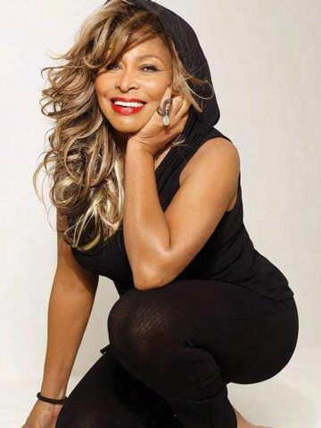Tina Turner - Made the choice to fight and is now a living Legend