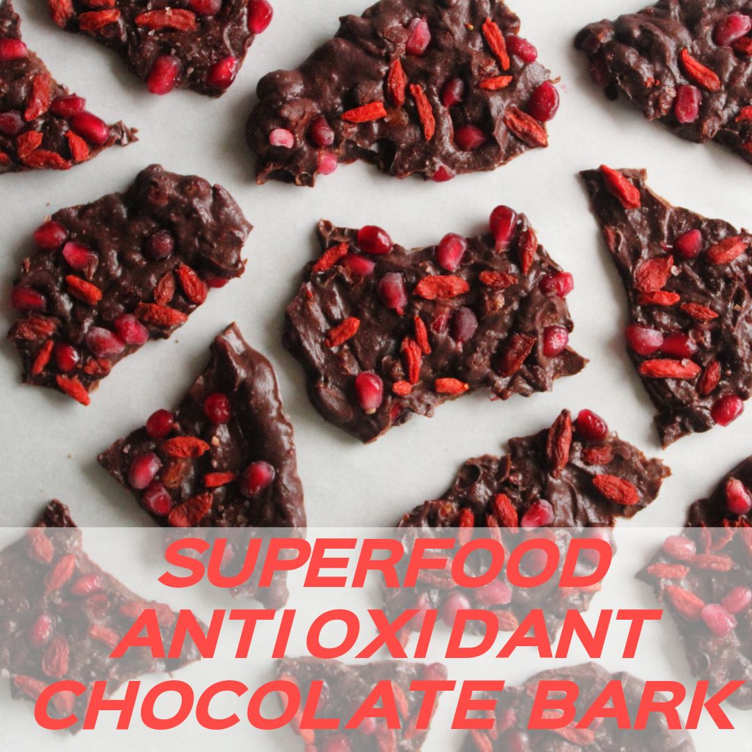 Show Your Taste Buds Some Love With This Bark Made With The Cacao