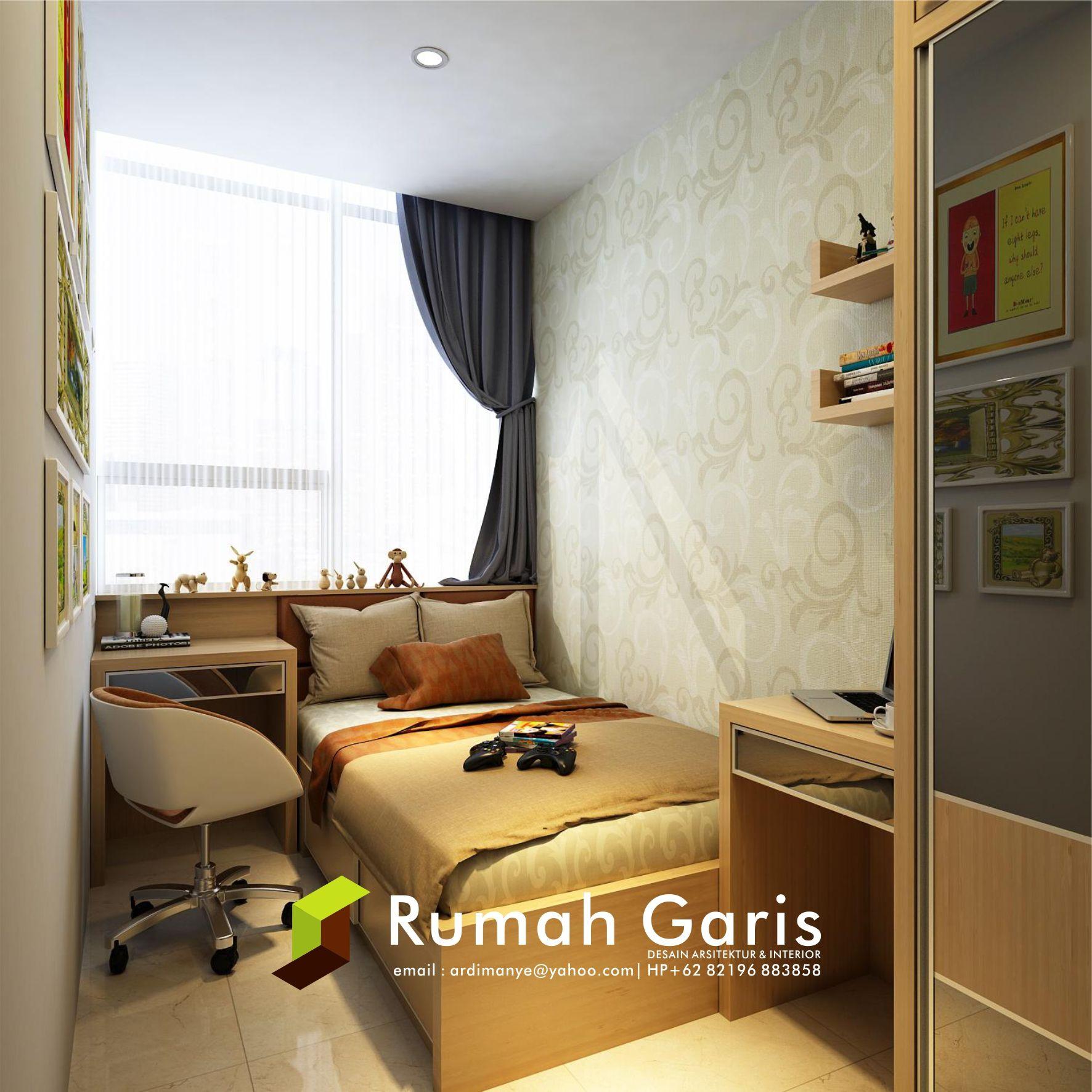 Desain kamar anak interior apartemen jakarta surabaya jasarender renderonline render  rendersketchup also rh in pinterest