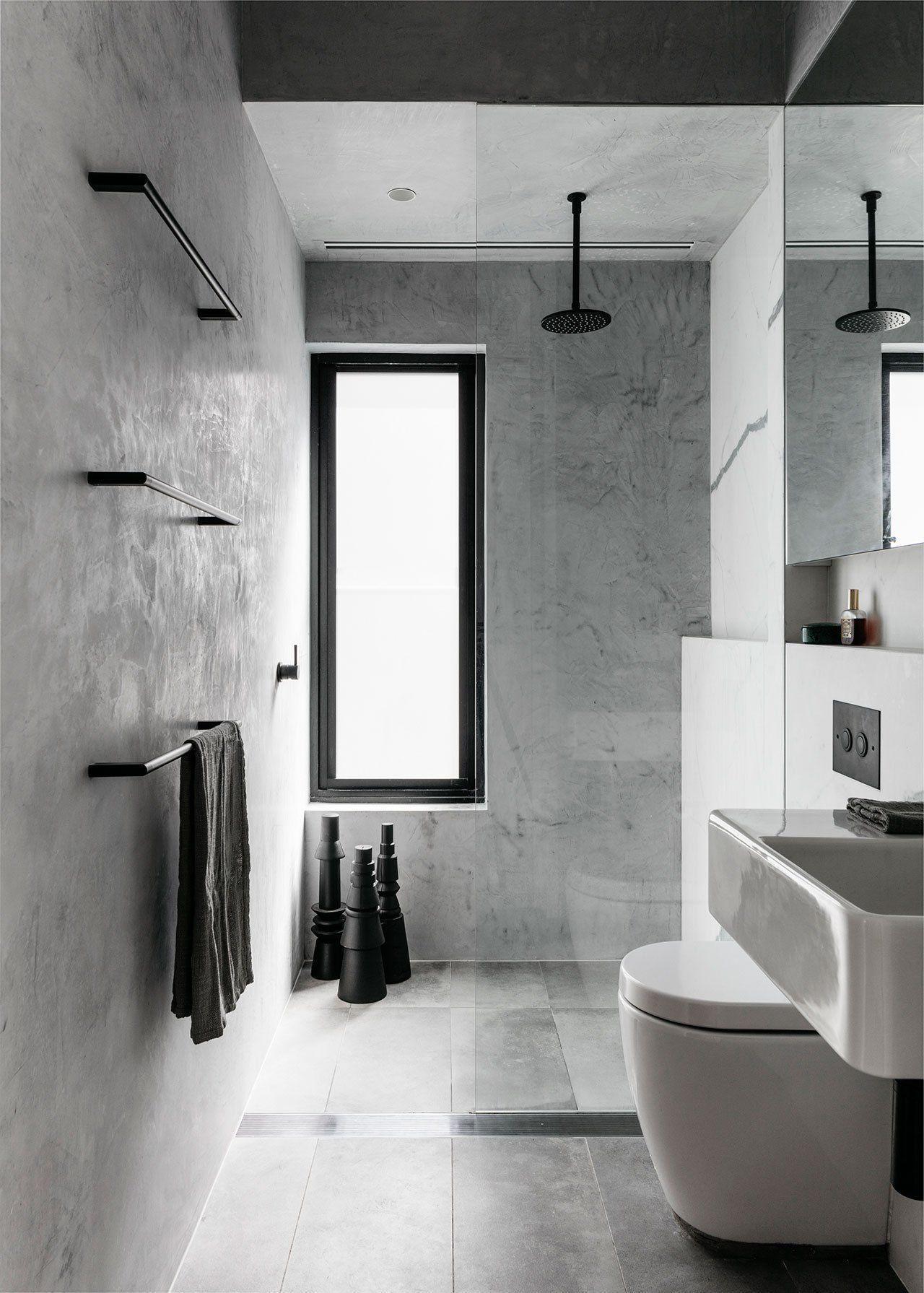 100+ Great Minimalist Modern Bathroom Ideas (85)