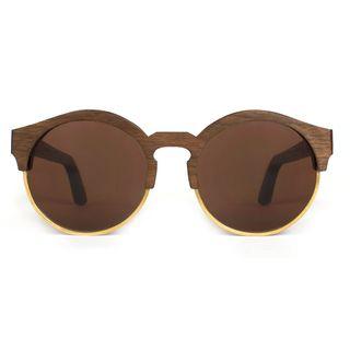 ray ban brille holzoptik