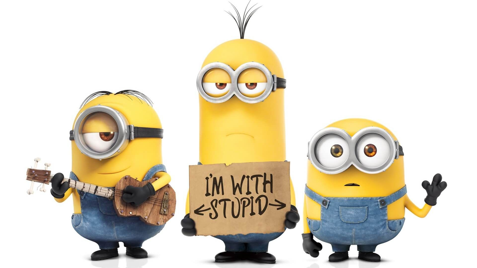 The Minions movie's food marketing tricks can make you feel stupid after buying processed foods you just don't need and aren't good for you!