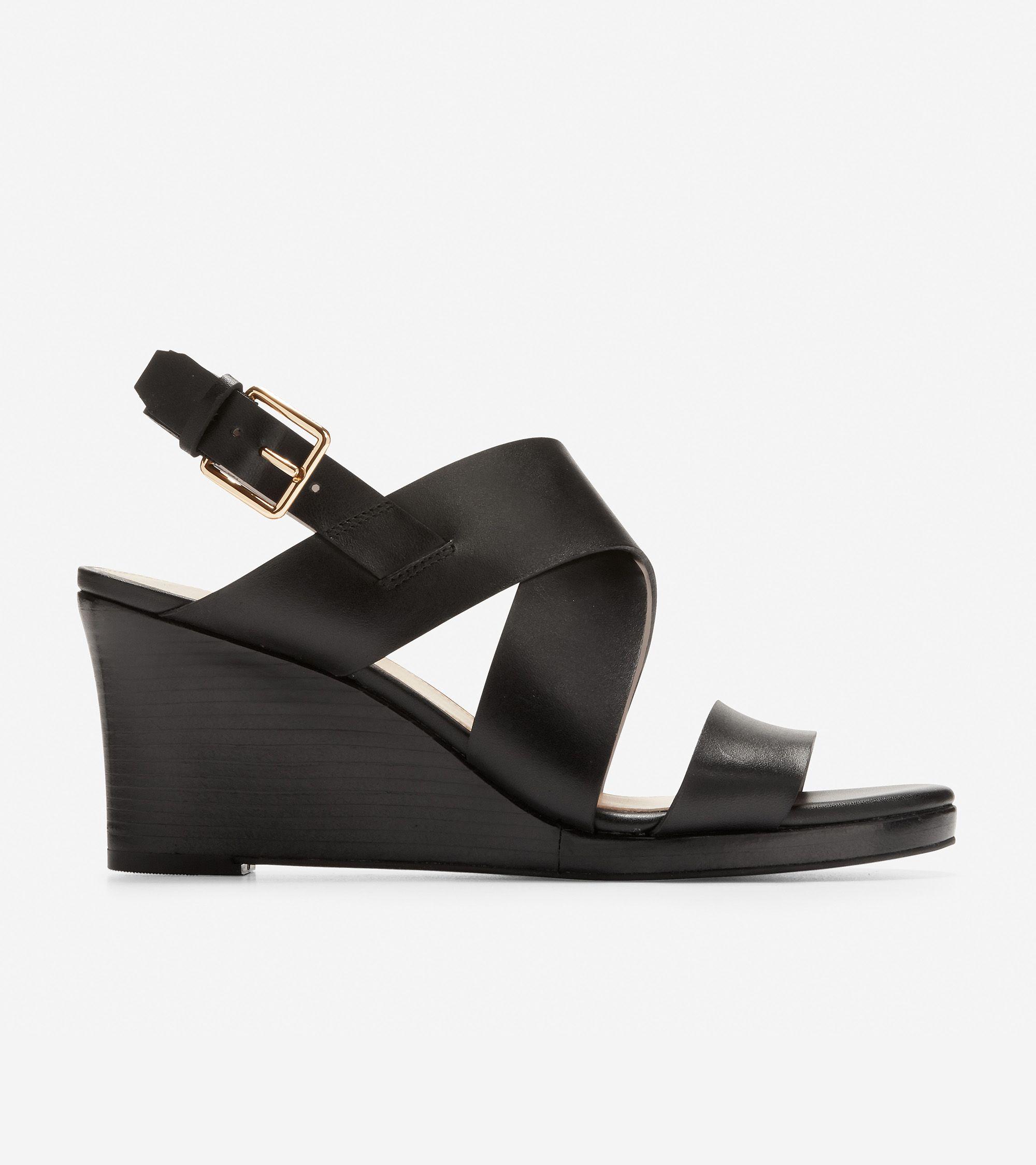 Cole Haan Penelope Wedge Sandal (70mm) | Wedge sandals