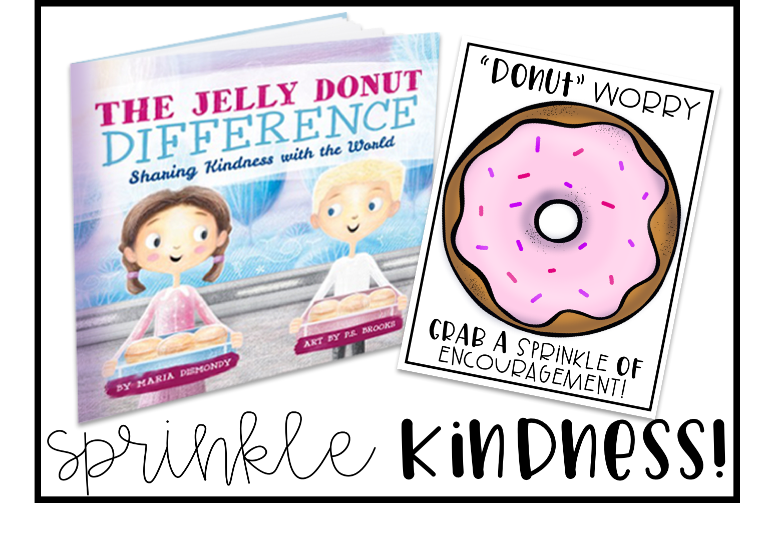 Sprinkle Kindness Throughout Your School With This Fun