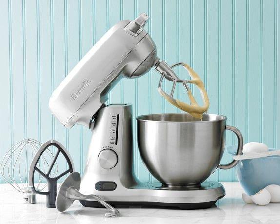 Breville Scraper Mixer Pro Stand Mixer | Williams-Sonoma | Kitchen ...
