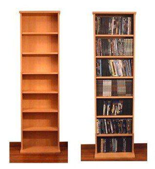 Resultado de imagen para biblioteca mueble exibidores - Mueble para dvd ...