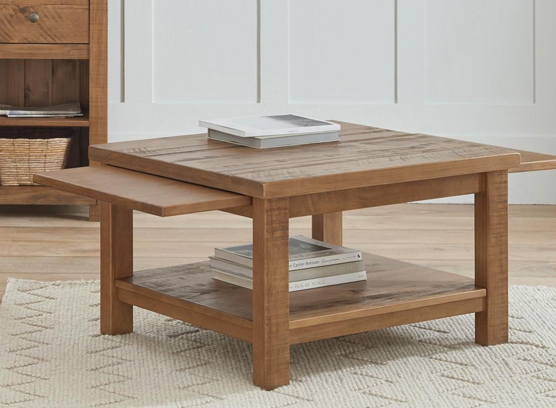 Hartford Extending Coffee Table From Next Side Table With