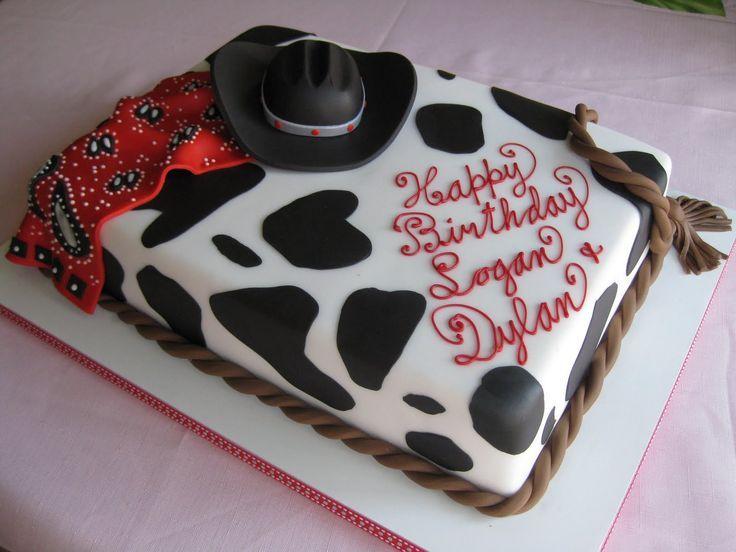 Sensational Rodeo Theme Birthday Decorations They Were Having A Cowboy Funny Birthday Cards Online Alyptdamsfinfo