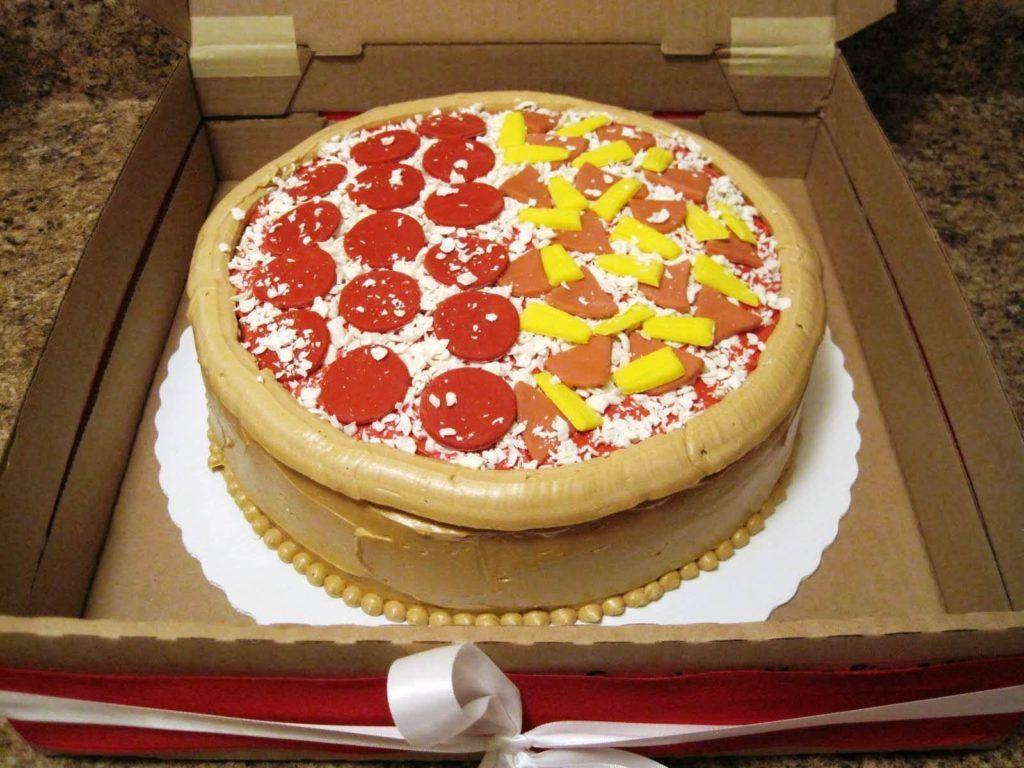 пицца торт рецепт с фото всё-таки есть