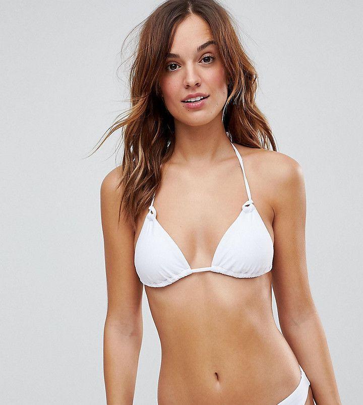 f60043ca2fa46 South Beach Mix And Match Sliding Triangle Bikini Top | Products ...